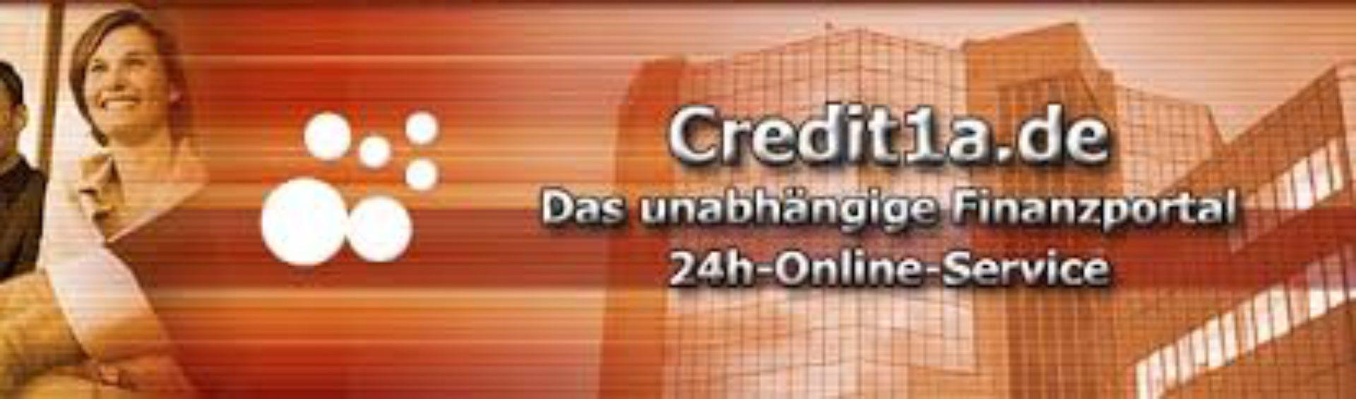 Credit1a Finanzportal